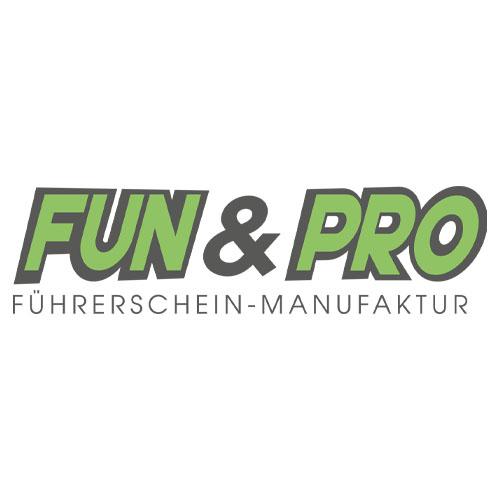 Logo Fahrschule Fun&Pro