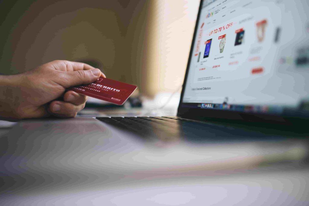 Webdesign für den Online Shop